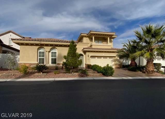 1978 Alcova Ridge Drive, Las Vegas, NV 89135 (MLS #2157584) :: The Mark Wiley Group | Keller Williams Realty SW