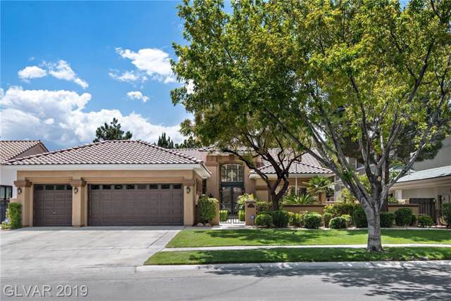 1605 Bayonne, Las Vegas, NV 89134 (MLS #2157588) :: Hebert Group   Realty One Group