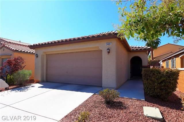 2401 Lilac Cove, Las Vegas, NV 89135 (MLS #2157595) :: Trish Nash Team