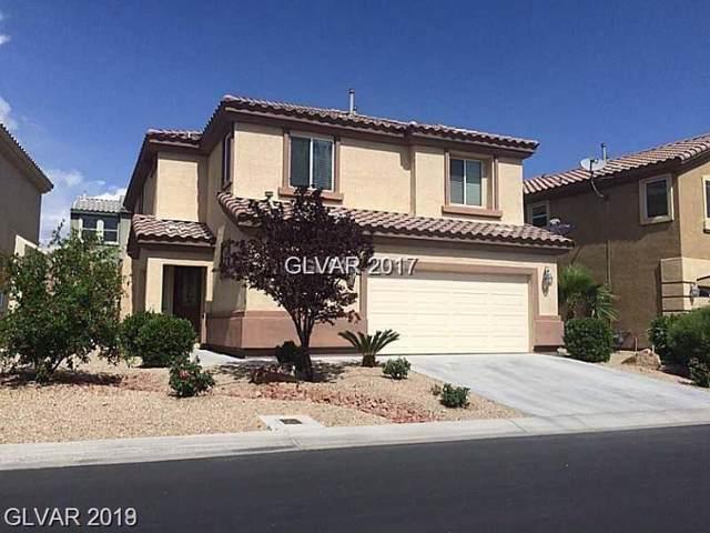 599 Newberry Springs, Las Vegas, NV 89148 (MLS #2157596) :: Hebert Group | Realty One Group
