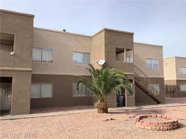 1640 N N. Lamont, Las Vegas, NV 89115 (MLS #2157613) :: Signature Real Estate Group