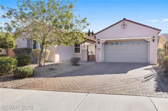 2237 Gondi Castle, Henderson, NV 89044 (MLS #2157615) :: Signature Real Estate Group