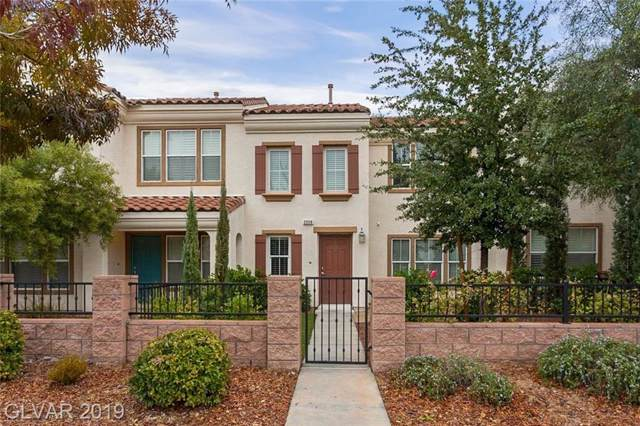 2058 Waterlily View, Henderson, NV 89044 (MLS #2157637) :: Signature Real Estate Group