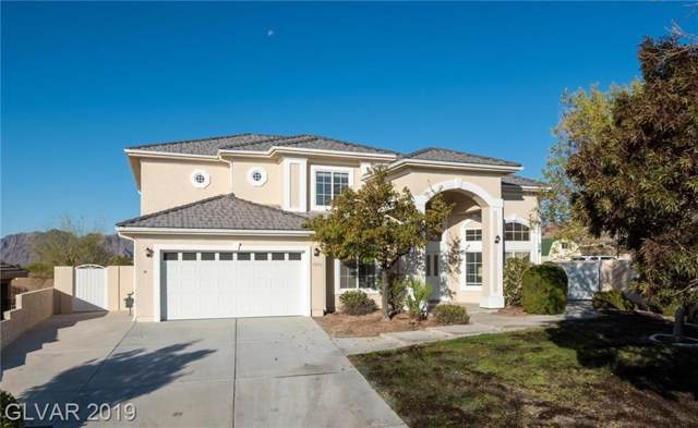 1534 Heritage, Boulder City, NV 89005 (MLS #2157663) :: Brantley Christianson Real Estate