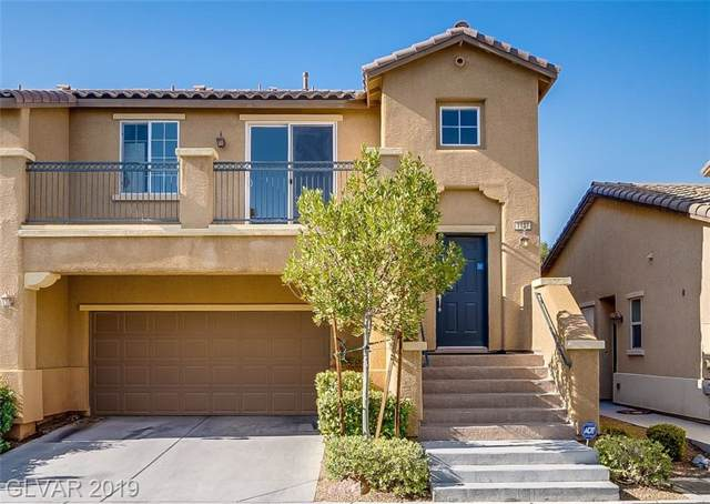 1137 Via Navona, Henderson, NV 89052 (MLS #2157669) :: Signature Real Estate Group
