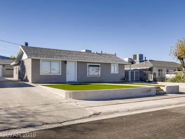 412 Burton, Henderson, NV 89015 (MLS #2157689) :: Vestuto Realty Group