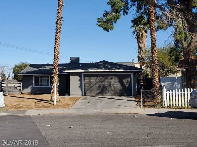 1928 Kenneth St, North Las Vegas, NV 89030 (MLS #2157716) :: Signature Real Estate Group