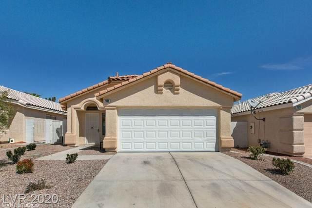 7932 March Brown Avenue, Las Vegas, NV 89149 (MLS #2157745) :: Brantley Christianson Real Estate
