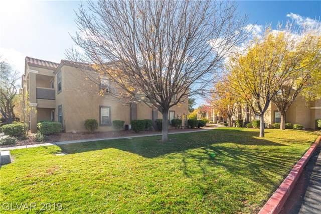 2300 Silverado Ranch #1030, Las Vegas, NV 89183 (MLS #2157747) :: Signature Real Estate Group