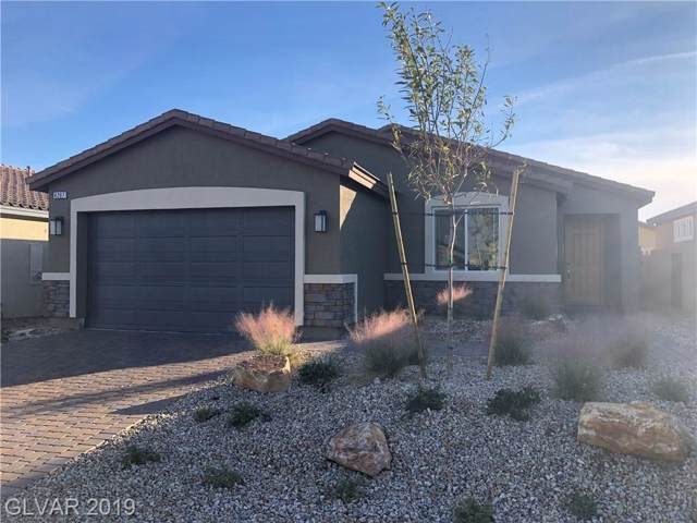 4207 Callisto Lot #175, North Las Vegas, NV 89084 (MLS #2157760) :: Hebert Group | Realty One Group