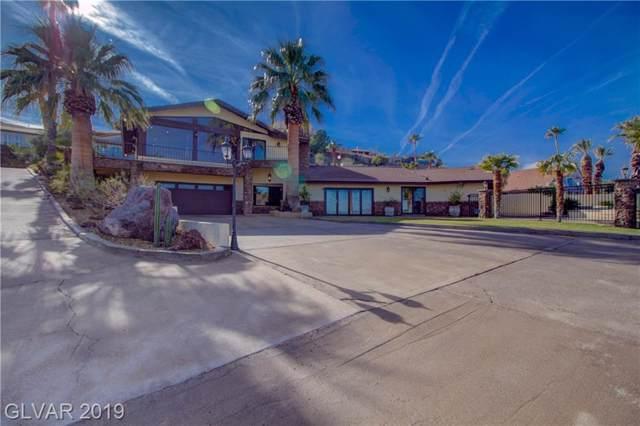 1306 Alpine, Boulder City, NV 89005 (MLS #2157778) :: Brantley Christianson Real Estate