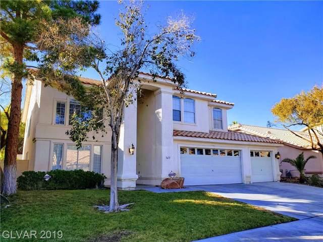 3671 Luminal, Las Vegas, NV 89147 (MLS #2157808) :: Hebert Group | Realty One Group