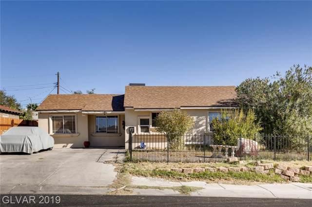 1419 Lewis Ave, Las Vegas, NV 89101 (MLS #2157822) :: ERA Brokers Consolidated / Sherman Group