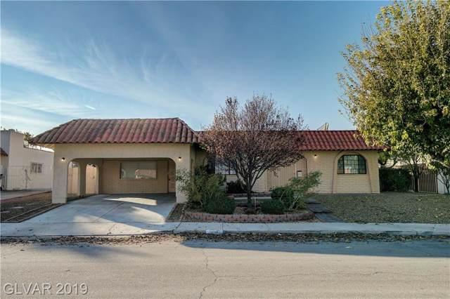 3625 Barcelona, Las Vegas, NV 89121 (MLS #2157937) :: Signature Real Estate Group