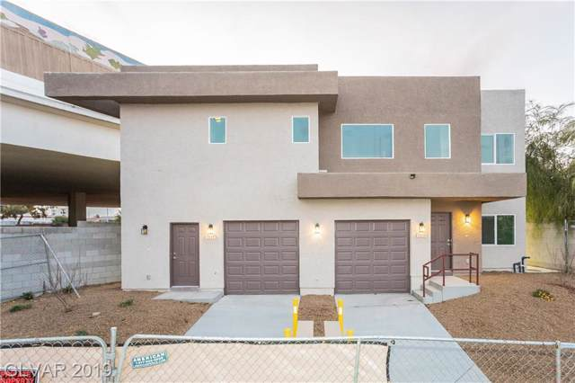 363 14th A, Las Vegas, NV 89101 (MLS #2157956) :: Signature Real Estate Group