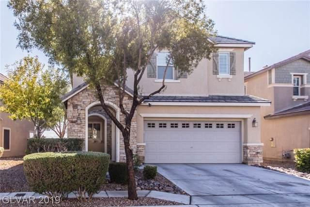 217 Big Cliff, North Las Vegas, NV 89031 (MLS #2157968) :: Hebert Group | Realty One Group