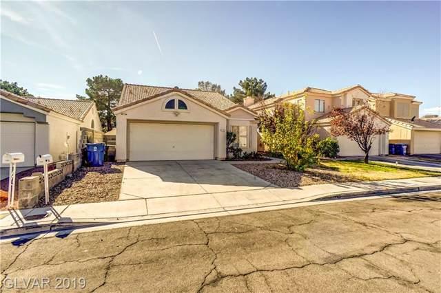 1749 Garden Path, Las Vegas, NV 89119 (MLS #2157989) :: Trish Nash Team