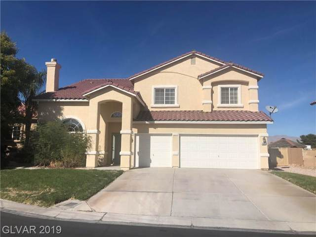 4908 Quinlan, Las Vegas, NV 89130 (MLS #2158014) :: Signature Real Estate Group