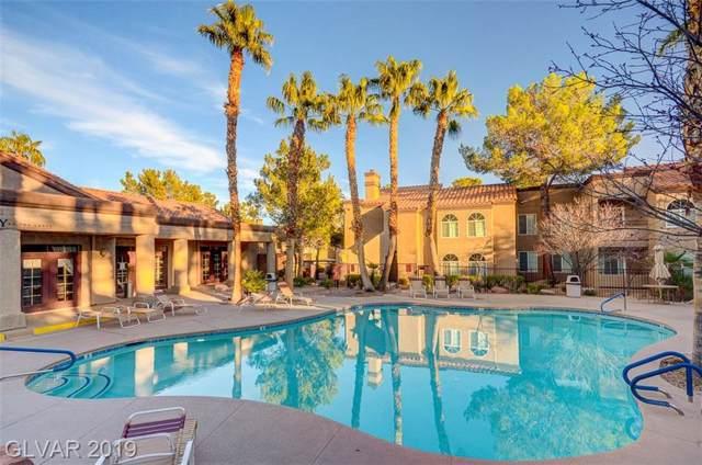 9325 Desert Inn #162, Las Vegas, NV 89117 (MLS #2158027) :: Hebert Group | Realty One Group