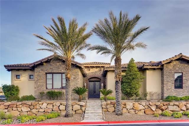 2599 Portovenere, Henderson, NV 89052 (MLS #2158081) :: Signature Real Estate Group