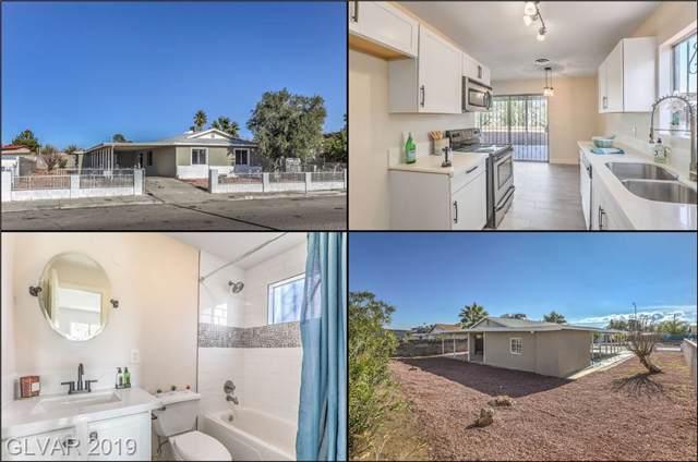 5614 Wellesley, Las Vegas, NV 89122 (MLS #2158091) :: Brantley Christianson Real Estate