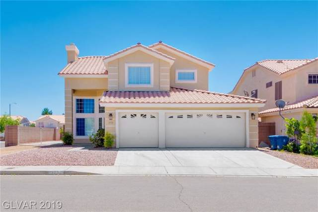 3732 S Jensen, Las Vegas, NV 89147 (MLS #2158092) :: Signature Real Estate Group