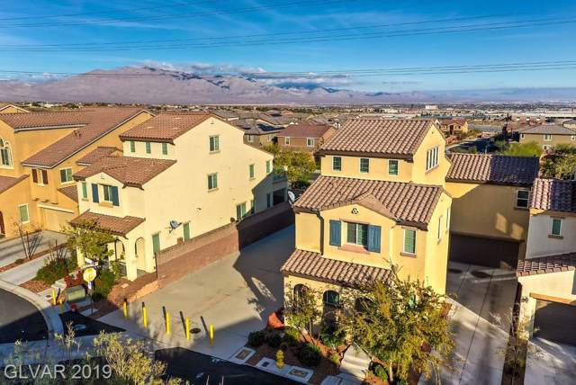 6514 Grand Concourse, Las Vegas, NV 89166 (MLS #2158103) :: Brantley Christianson Real Estate