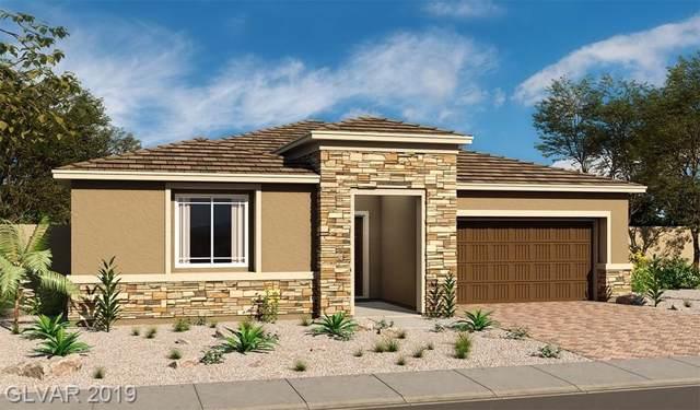 924 Terron Allen, North Las Vegas, NV 89031 (MLS #2158120) :: Signature Real Estate Group