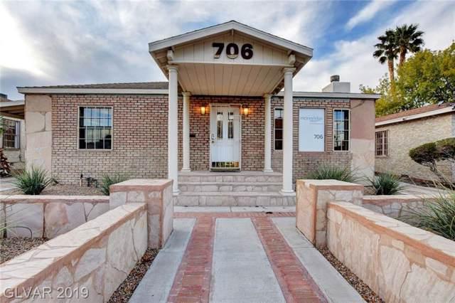 706 8TH, Las Vegas, NV 89101 (MLS #2158126) :: Signature Real Estate Group