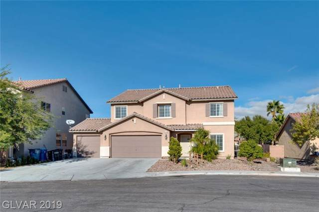 5608 Cricket Flat, Las Vegas, NV 89131 (MLS #2158132) :: Brantley Christianson Real Estate