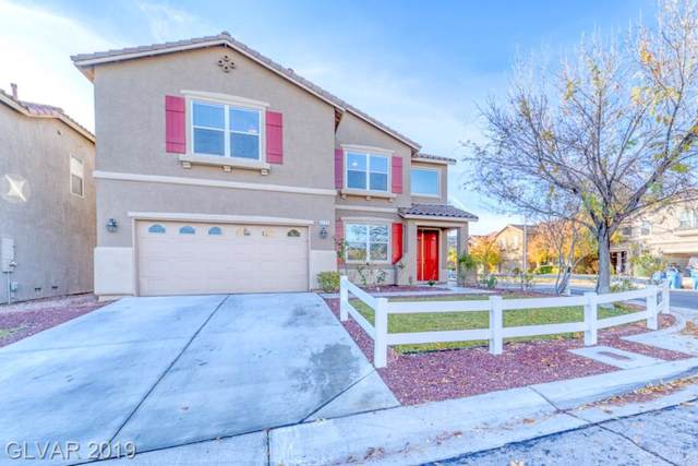9723 Grouse Grove, Las Vegas, NV 89148 (MLS #2158206) :: Brantley Christianson Real Estate