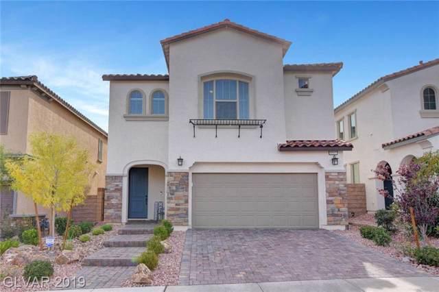 9957 Rams Leap, Las Vegas, NV 89166 (MLS #2158210) :: Brantley Christianson Real Estate