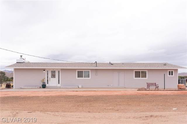 3290 Mateuse, Logandale, NV 89021 (MLS #2158218) :: Signature Real Estate Group