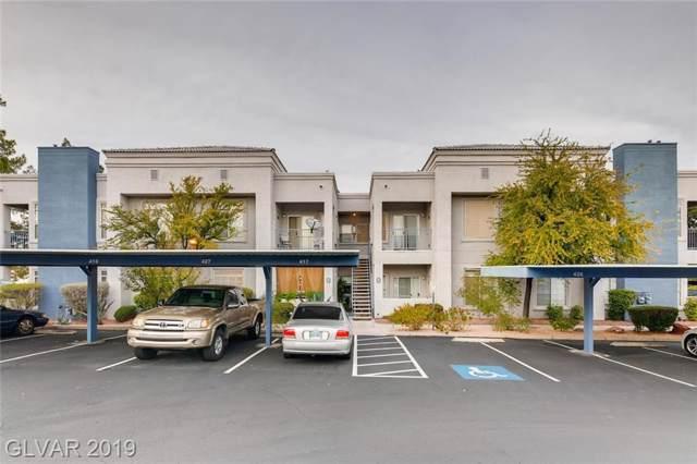 2201 Ramsgate #416, Henderson, NV 89074 (MLS #2158228) :: Signature Real Estate Group