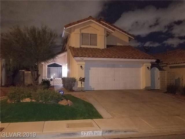 7760 Eagle Lake, Las Vegas, NV 89147 (MLS #2158237) :: Trish Nash Team