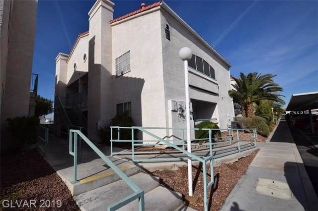 2725 Nellis #2108, Las Vegas, NV 89121 (MLS #2158241) :: Trish Nash Team