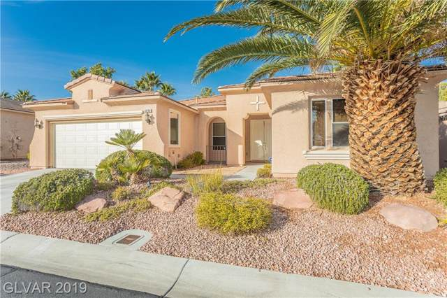 10258 Donde, Las Vegas, NV 89135 (MLS #2158270) :: Signature Real Estate Group