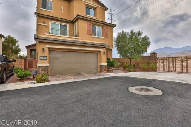 10857 Red Badge, Las Vegas, NV 89166 (MLS #2158271) :: Brantley Christianson Real Estate