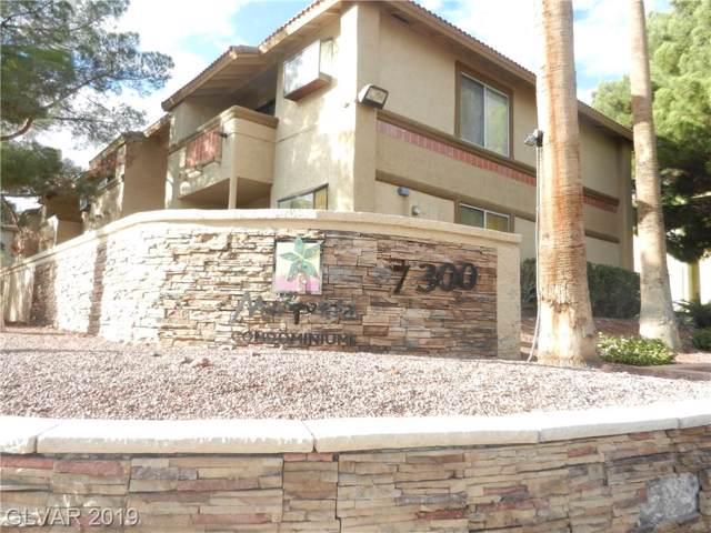 7300 Pirates Cove #1084, Las Vegas, NV 89145 (MLS #2158273) :: Trish Nash Team