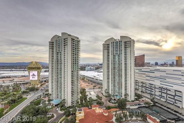 2777 Paradise #2503, Las Vegas, NV 89109 (MLS #2158275) :: Trish Nash Team