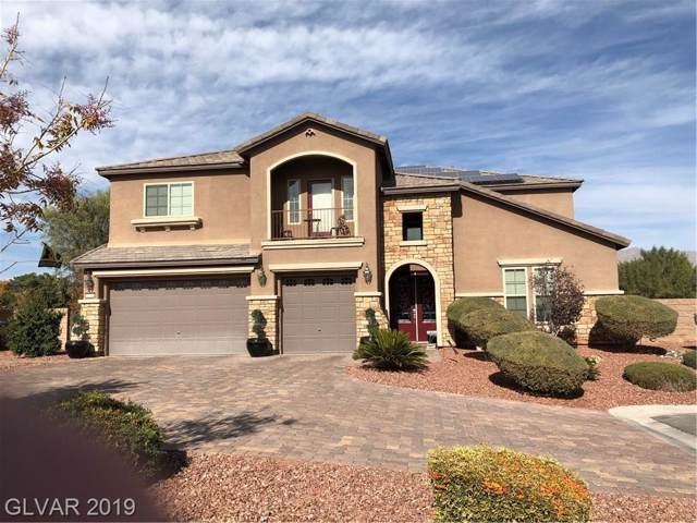 6196 Twilight Cove, Las Vegas, NV 89131 (MLS #2158282) :: Brantley Christianson Real Estate