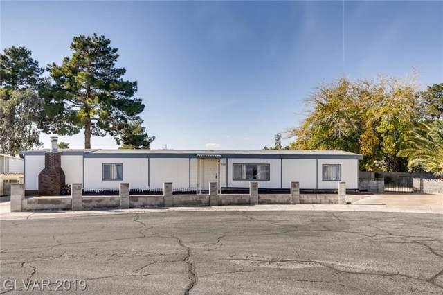 3305 Ewa Beach, Las Vegas, NV 89122 (MLS #2158288) :: Signature Real Estate Group
