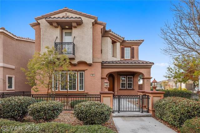 1861 Montefiore, Henderson, NV 89044 (MLS #2158289) :: Signature Real Estate Group