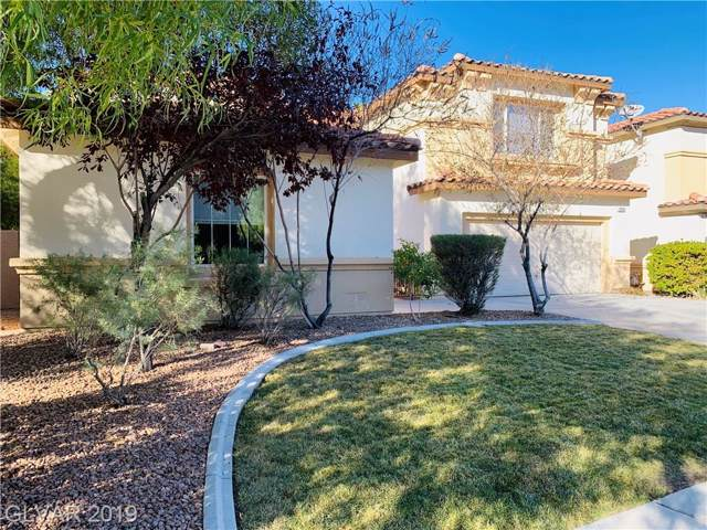 2938 Carmelo, Henderson, NV 89052 (MLS #2158295) :: Signature Real Estate Group