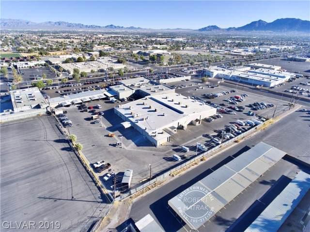 2575 E Sahara, Las Vegas, NV 89104 (MLS #2158306) :: ERA Brokers Consolidated / Sherman Group