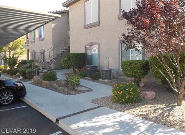 2305 Horizon Ridge Pkwy #2124, Las Vegas, NV 89052 (MLS #2158308) :: Trish Nash Team