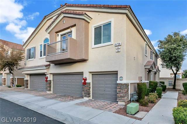 8734 Traveling Breeze #101, Las Vegas, NV 89178 (MLS #2158347) :: Signature Real Estate Group