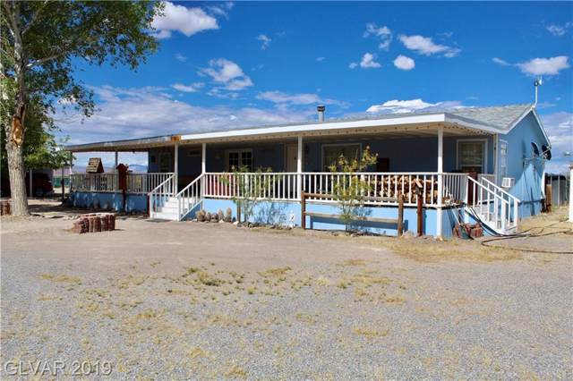 3050 N Quail, Amargosa, NV 89020 (MLS #2158354) :: Vestuto Realty Group