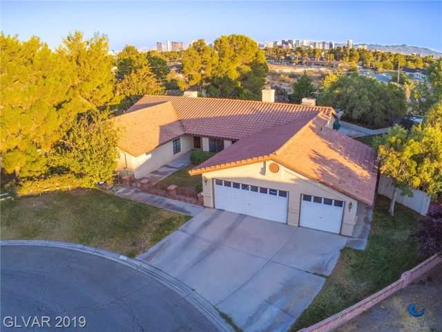 6475 Laredo, Las Vegas, NV 89146 (MLS #2158361) :: ERA Brokers Consolidated / Sherman Group