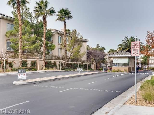 7131 Durango #308, Las Vegas, NV 89113 (MLS #2158363) :: Trish Nash Team